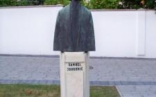 Pomník Samuela Jurkoviča