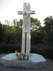 Biely kríž