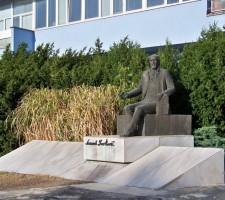 socha Samuela Jurkoviča