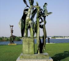 Hermes a Dionýz