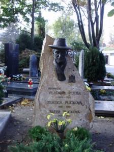 busta prof. Vladimíra Plicku