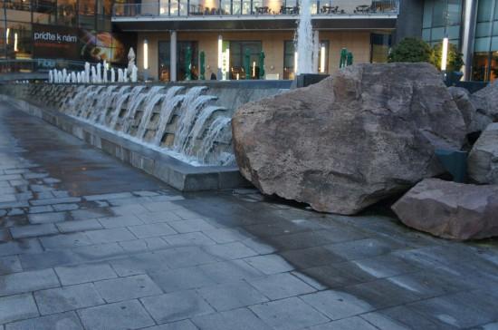 Polus centrum (fontána)