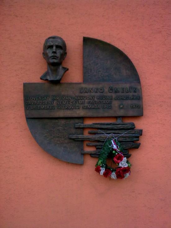 Janko Čmelík (1905 – 1942)