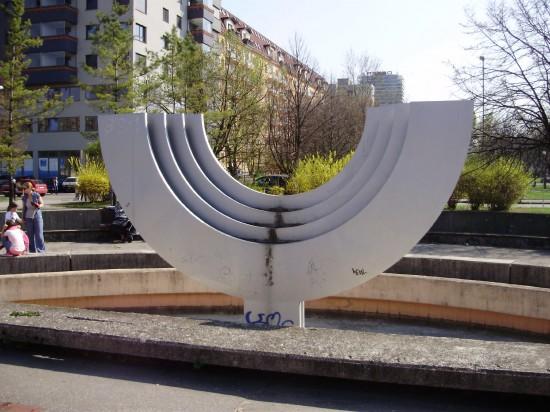Vejárová fontána