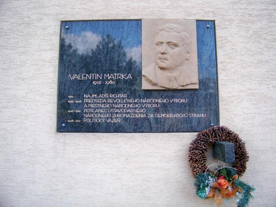 Valentín Matrka (1907 – 1980)