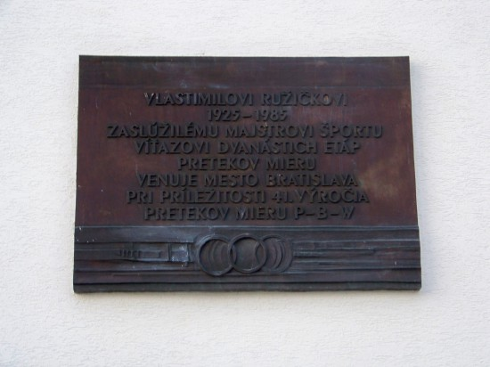 Vlastimil Ružička (1925 – 1985)
